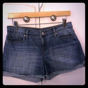 🍁3/$25🍁 Calvin Klein High Rise Denim Shorts
